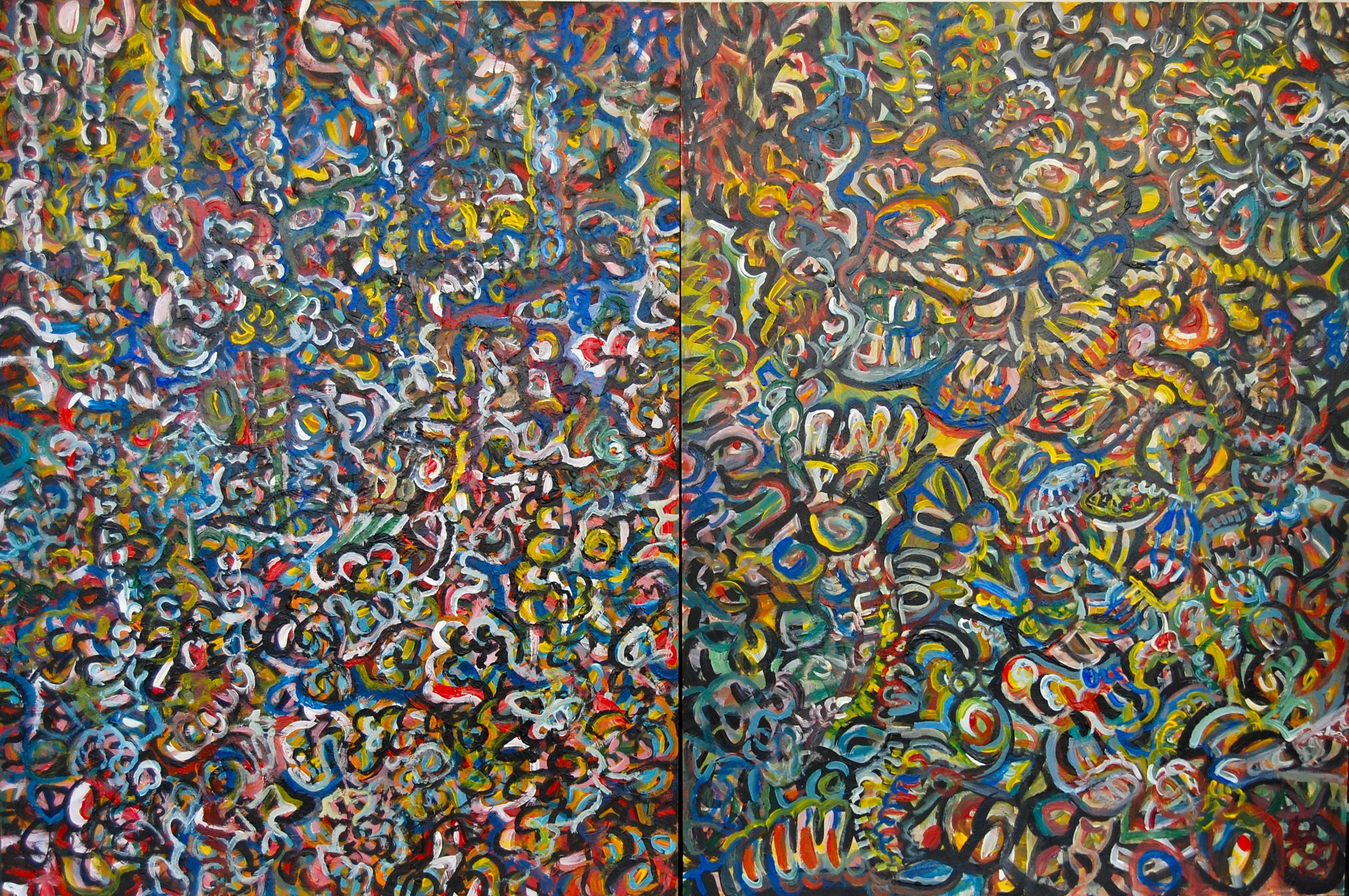 Abstract Expressionism Winstonbauer